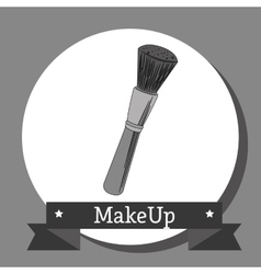 Make-up and womens cosmetics vector image