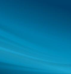 soft light bg on blue vector image
