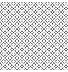 chain link fence braid wire fence texture vector image