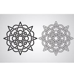Celtic Design Pattern vector image