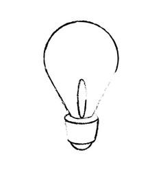 light bulb energy idea creativity image vector image