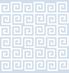 Seamless repeating ancient greek pattern vector