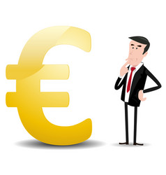 Which future for euro currency vector