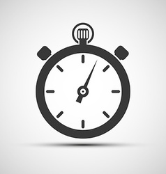 icons of sports stopwatch vector image vector image