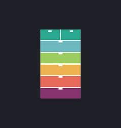 archive computer symbol vector image