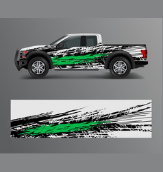 Racing background for vinyl wrap and decal for vector