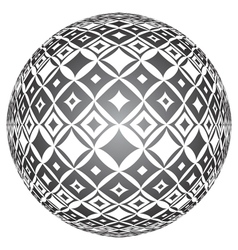 Spherical surface vector