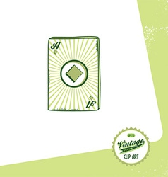 Card design elements vector