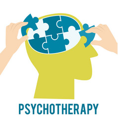 Mental health concept vector
