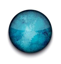 abstract fantasy app icon vector image vector image