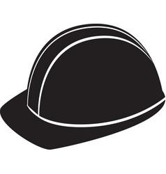 builder hard hat vector image