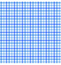 Green white rectangle gingham cloth tablecloth vector