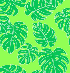 floral seamless pattern4 vector image