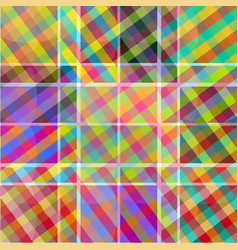Multicoloured patterned texture vector
