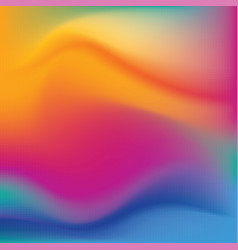 abstract background vibrant gradient vector image