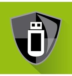 Security system desgin vector