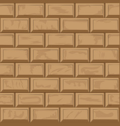 texture brick wall seamless background vector image
