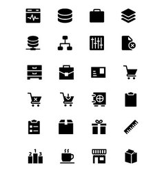 Universal Web and Mobile Icons 9 vector image
