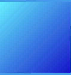 blue abstract gradient background - blurred vector image