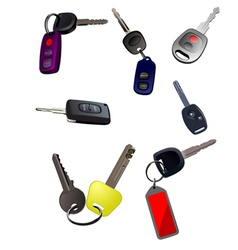 N0331 key set vector