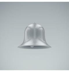 Silver bell vector