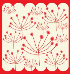 flower graphic vector image vector image