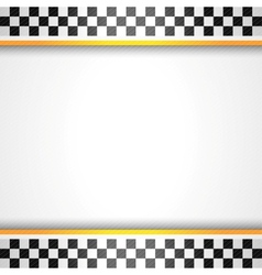 Racing Background square vector image vector image