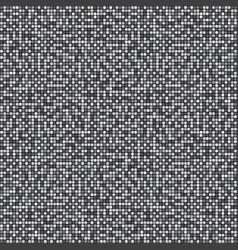 abstract gray mosaic pattern vector image