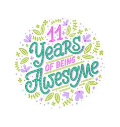 Birthday greetings vector