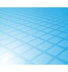 blue high-tech digital background vector image vector image