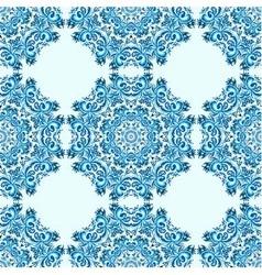 ornament beautiful seamless pattern vector image