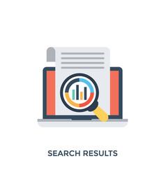 Online data analysis vector