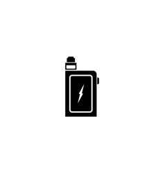 vape icon vector image