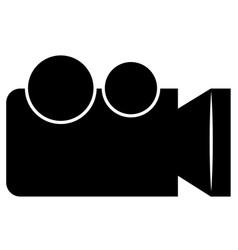 Video camera 02 vector