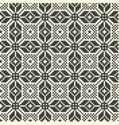 Abstract geometric pattern background vector
