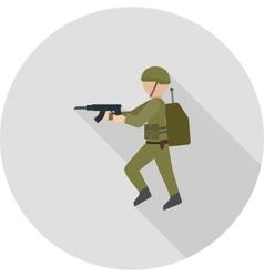 Army Soldier vector