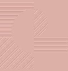 pink minimalistic background vector image