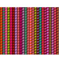 Seamless pattern geometric stylish background vector