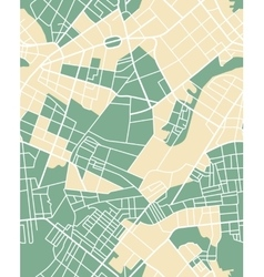 map seamless colored vector image vector image