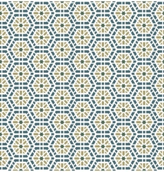 Arabic Seamless Pattern Background vector image vector image