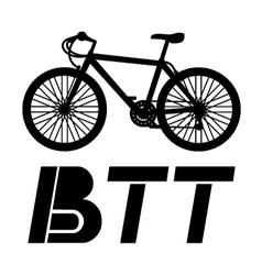 BTT icon vector
