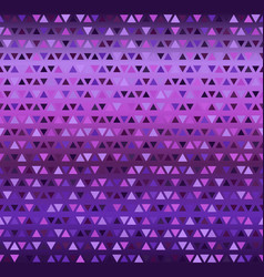 Triangle pattern seamless vector