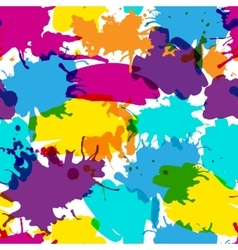Beautiful bright seamless pattern vector image vector image