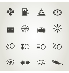 Devices an icon vector image vector image