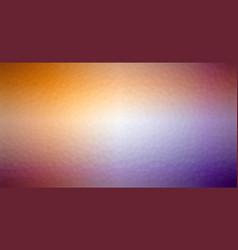orange purple gradient low poly triangular vector image