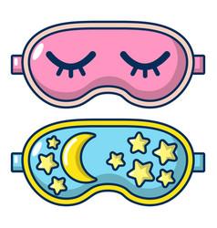 dream icon cartoon style vector image vector image