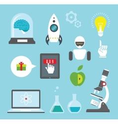 Innovation vector image