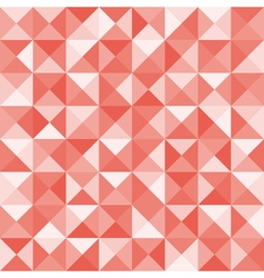 Abstract triangle seamless pattern vector image