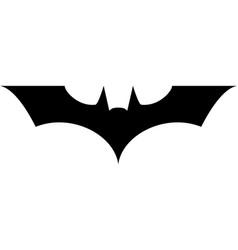 Batman logo icon vector