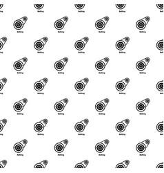 belting drive pattern seamless vector image